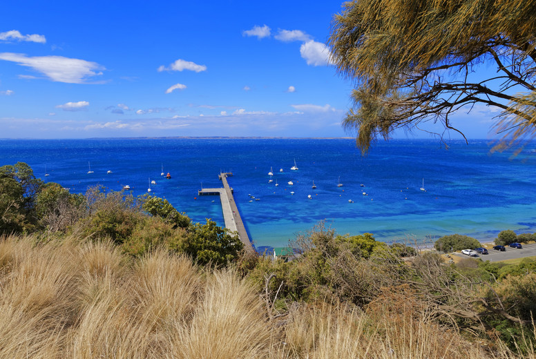 Flinders Pier  Victoria