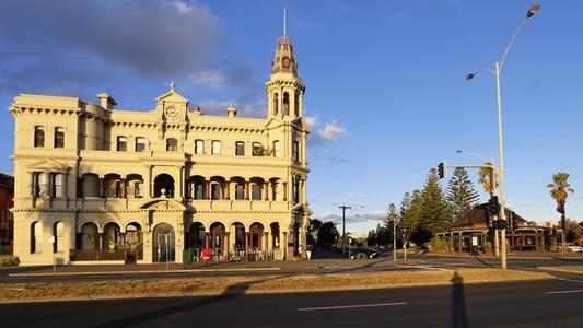 Hotel Victoria 1888