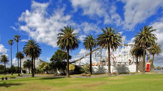 Luna Park StKilda Melbourne