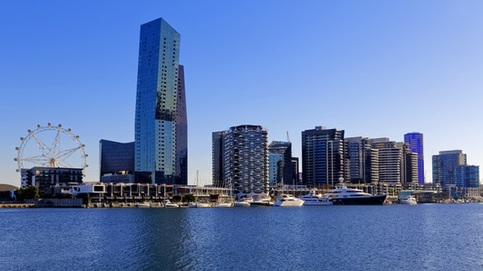 Waterfront City  Docklands