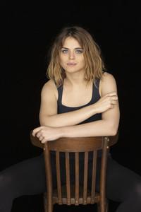 Portrait confident  beautiful young woman 02