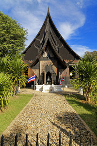 Baan Dam or Black House 04