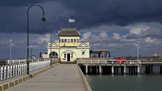 Iconic St Kilda Pavilion