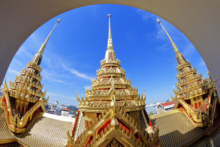 Loha Prasat  Wat Ratchanatdaram