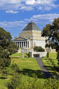 The Shrine of Rememberance