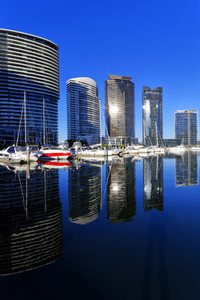 Victoria Harbour Marina Reflect
