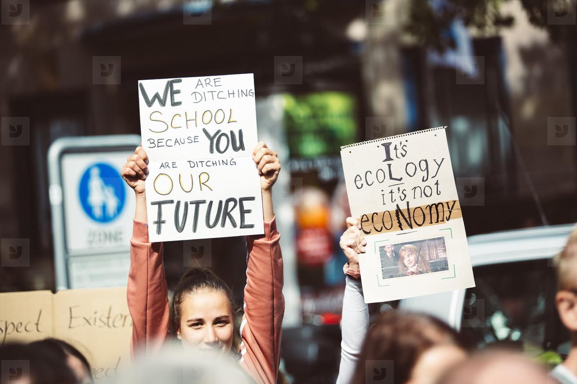 Global Climate Strike 09 20 2019