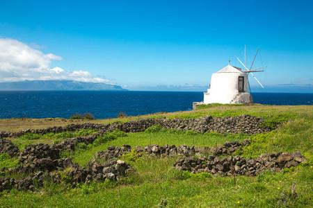 Corvo  Azores  Portugal