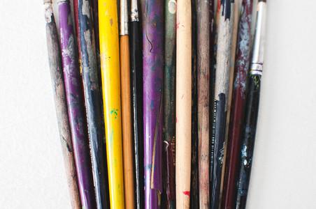 Paintbrush Handles