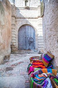 Ancient doors  Morocco 01