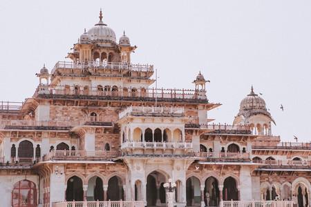 Albert Hall Museum  India