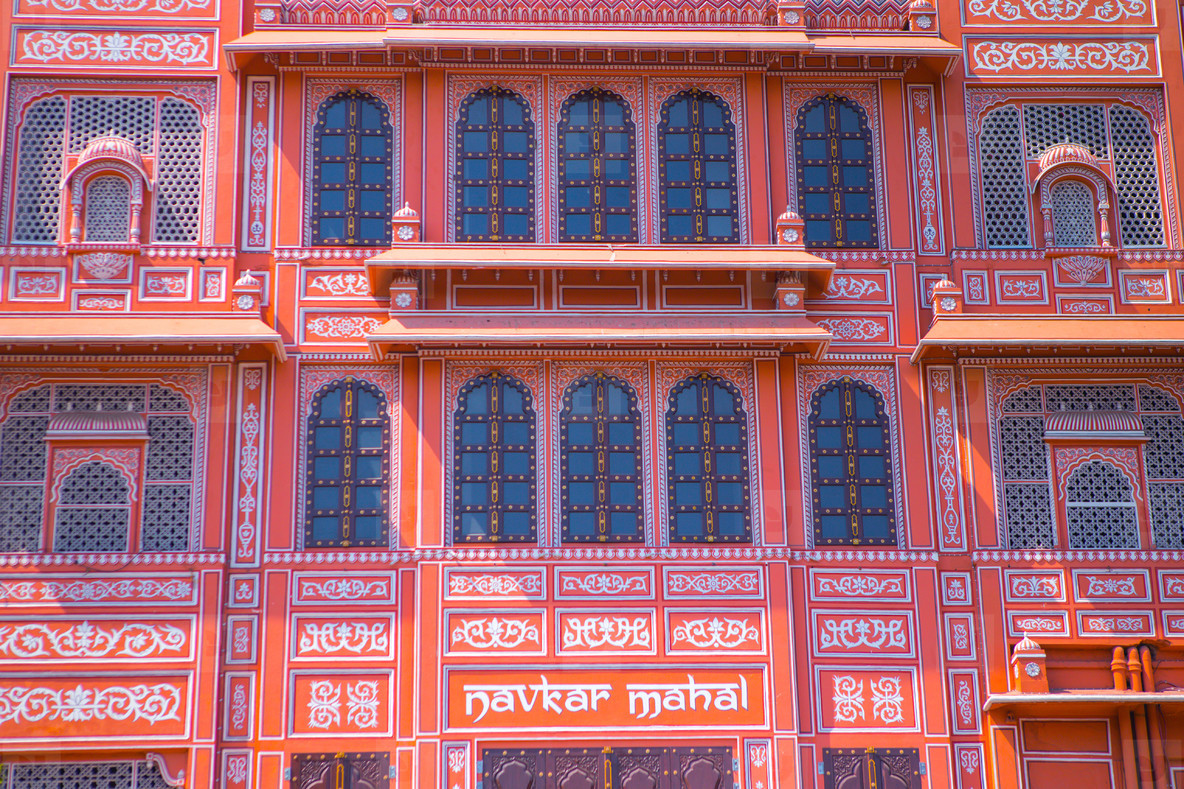Hawa Mahal palace  India 05