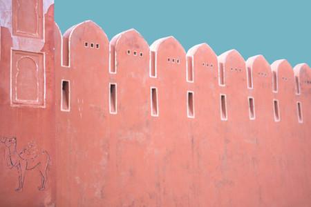 Hawa Mahal palace  India 07