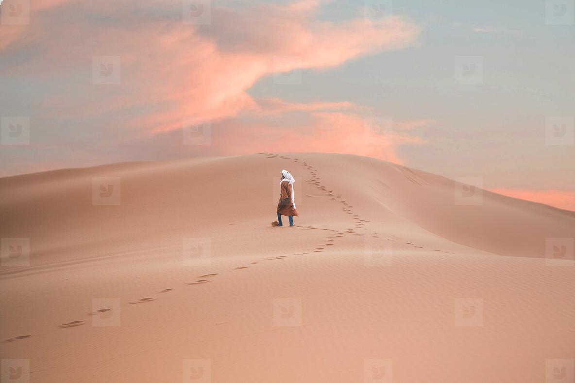 Sahara Desert  Morocco 03