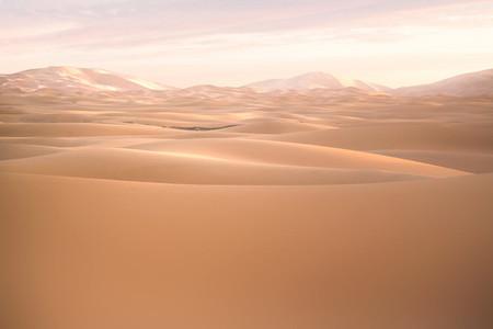 Sahara Desert  Morocco 08