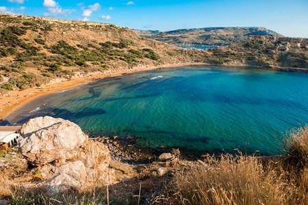 Golden Bay  Malta 01