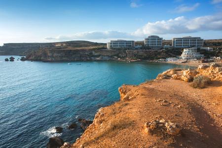 Golden Bay Malta 02