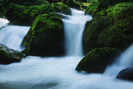 Switzerland Waterfalls