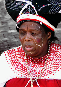 Traditional African Women