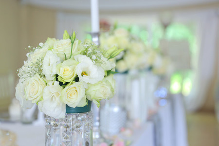 Event centrepiece and table 20