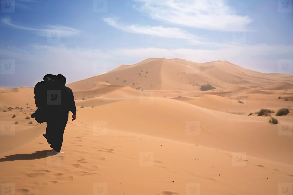 Sahara Desert  Morocco 10