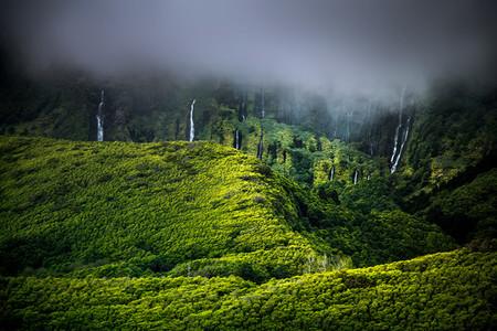 Flores Island  Azores  Portugal  1