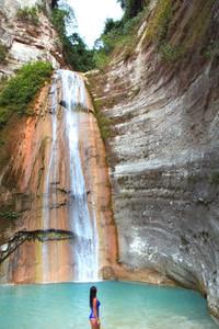Cangbangag Falls  Phillippines