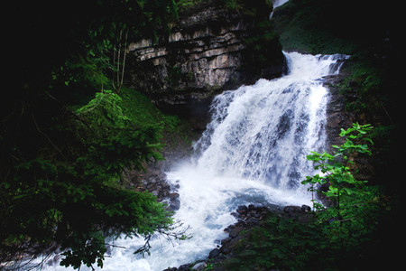 Waterfalls of Switzerland 6