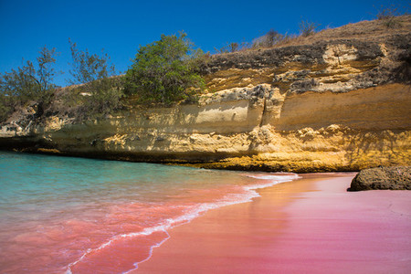 Pink Beaches of Indonesia 2