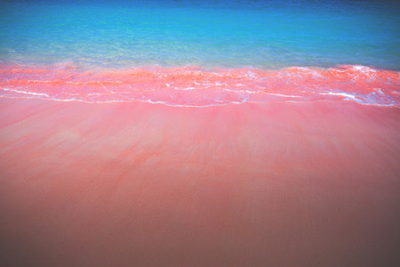 Pink Beaches of Indonesia 3