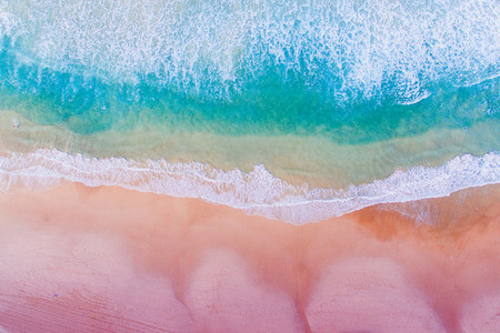 Pink Beaches of Indonesia 4