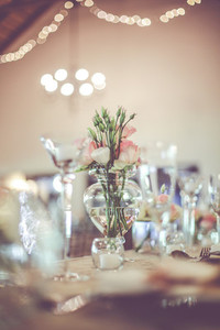 Event centrepiece and table 5