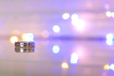 Wedding Ring bokeh