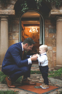 Groom and Ring bearer