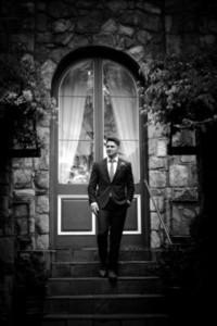 Groom on his Wedding Day 21