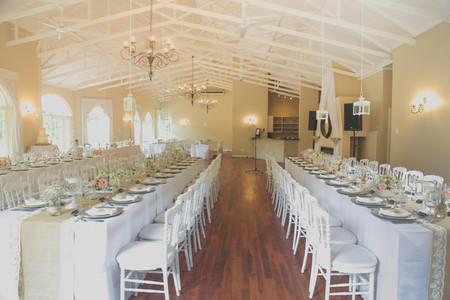 Wedding Hall Reception