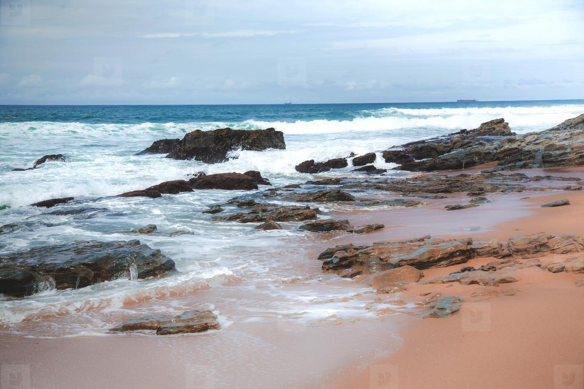 Westbrooke Beach  South Africa 2