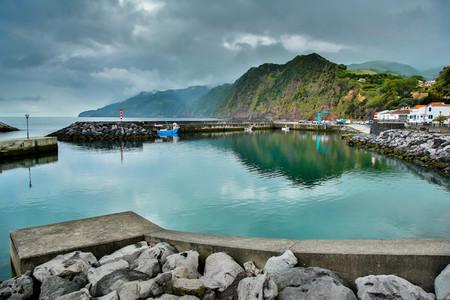 Flores Island  Azores  Portugal
