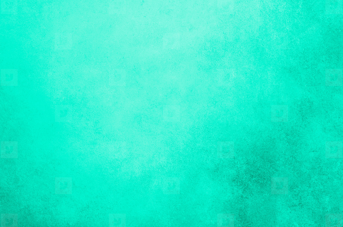Abstract cement concrete background  Grunge texture  wallpaper  Trendy mint green and turquoise color  Top view  copy space  Banner
