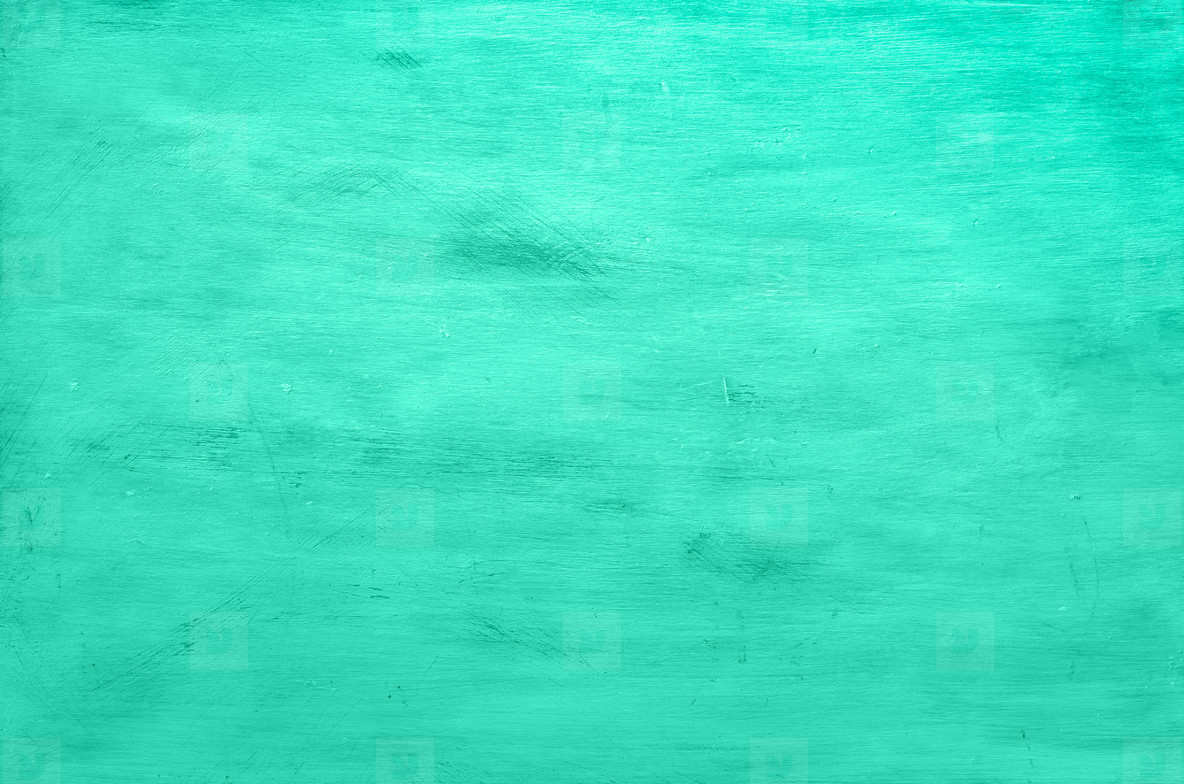 Wooden background  Vintage rustic texture  wallpaper in trendy mint green and turquoise color  Top view  copy space  Banner