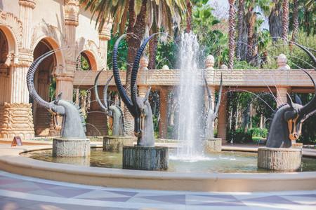 Lost Palace  Sun City  SA 25