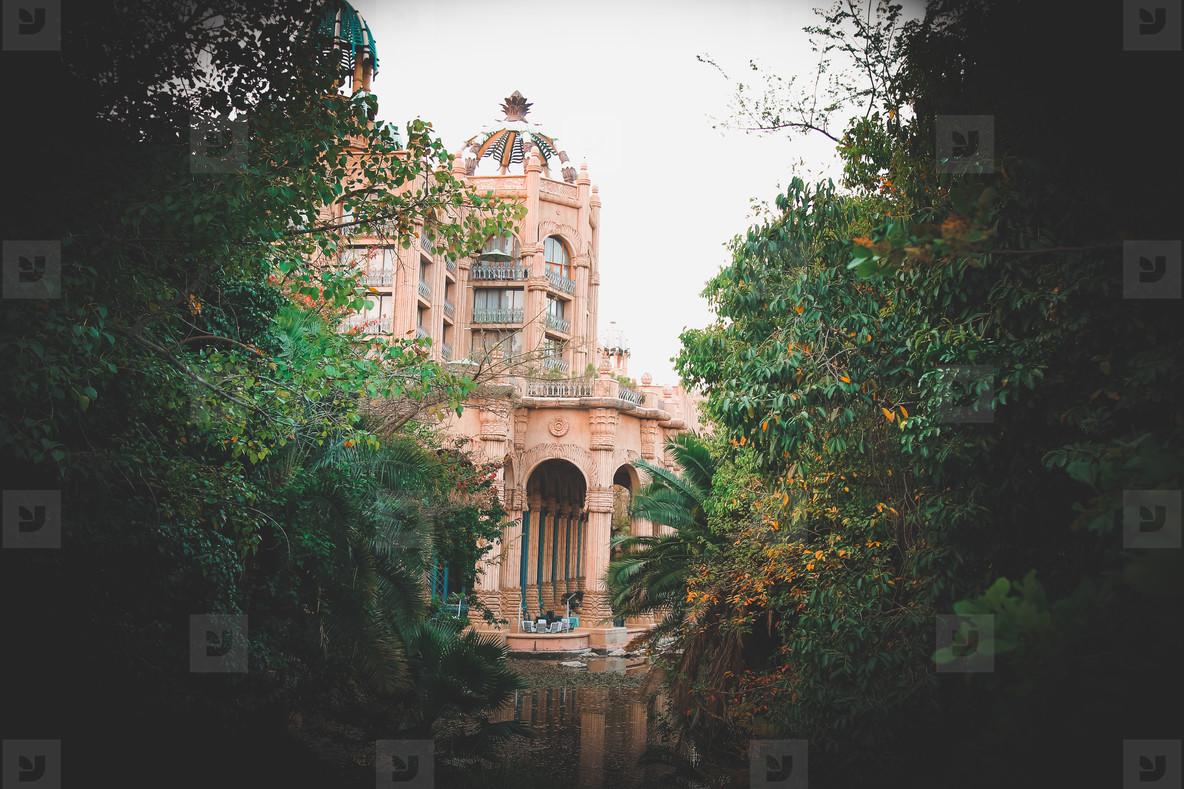 Lost Palace  Sun City  SA 3