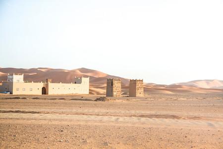 Sahara Desert  Morocco 1
