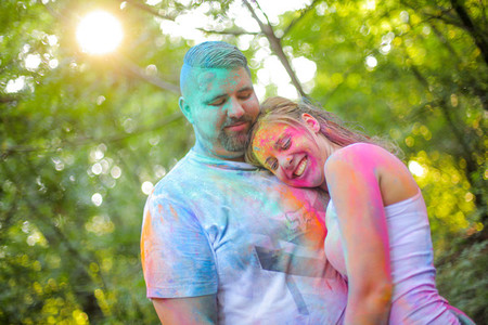 Colour Festival Engagement