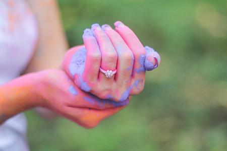 Colour Festival Engagement