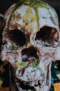 Skull Wax