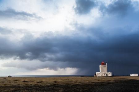 Iceland Lighthouse