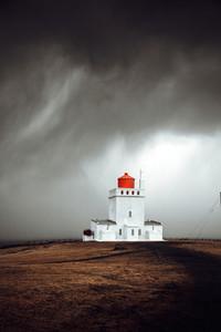 Dyrholaey Lighthouse