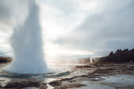 Great Geyser Iceland