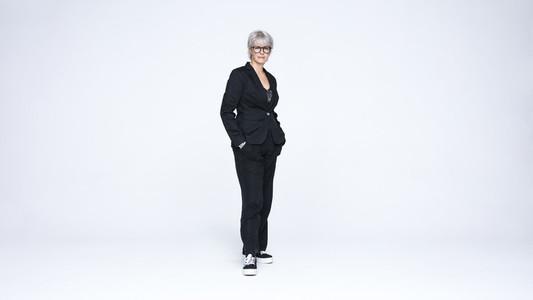 Woman entrepreneur in formal clothes